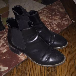 Target Sam & Libby Booties Size 7